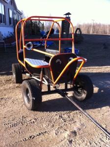 Gregs buggy